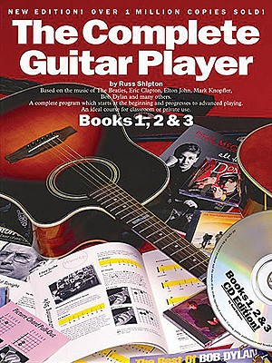 The Complete Guitar Player By Shipton, Russ